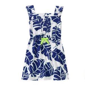 Gymboree Palm Leaf Dress